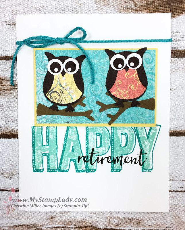 Owl retirement