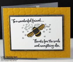 To a wonderful friend