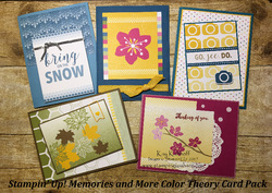 Memories   more card kit fab friday