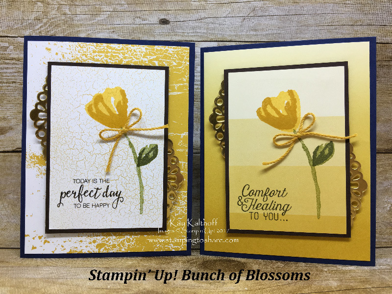 Bunch of blossoms video tutorial