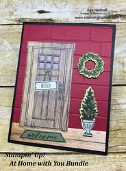 155 at home with you bundle christmas card