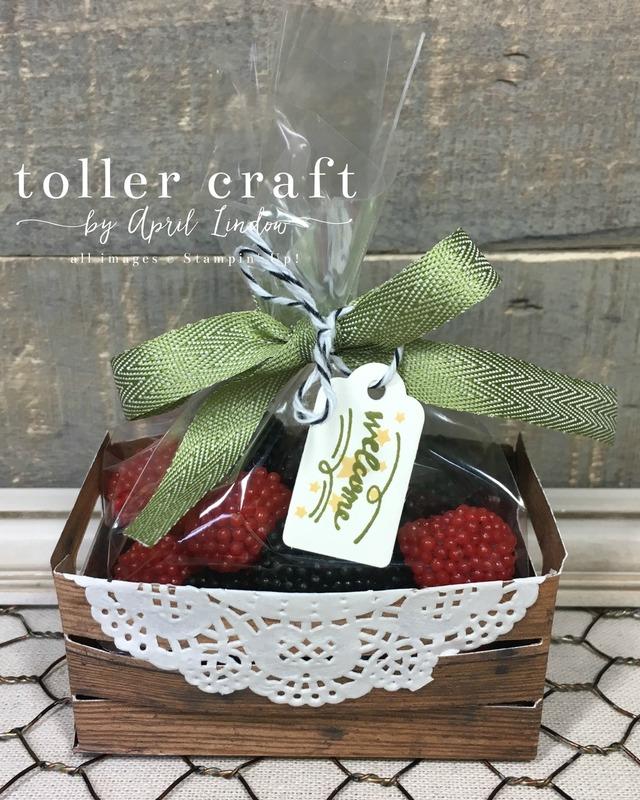 Wood words fruit crate