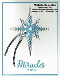 So Many Shells Miracle Star | TheseAreMyStamps