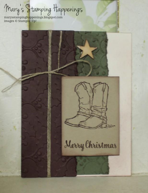 Country livin christmas card  advanced 1a
