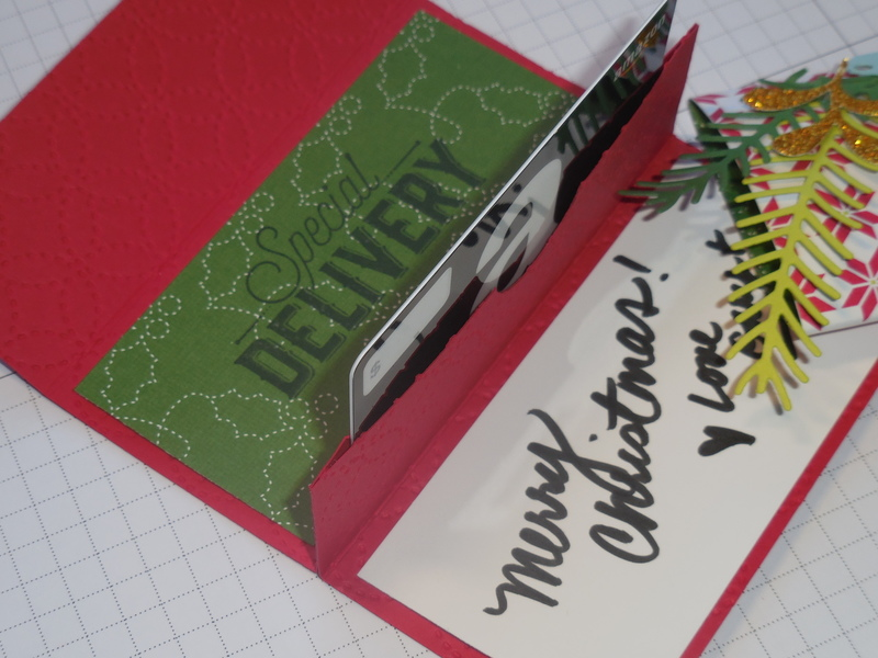 Pop Up Clutch Wallet Gift Card Holder Thesearemystamps