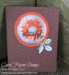 Stampin up painted harvest carolpaynestamps2