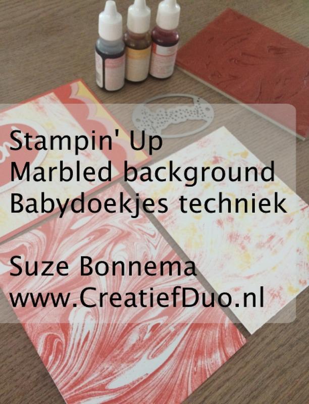 Babydoekje_marbled_background