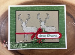 White_deer_merry_patterns