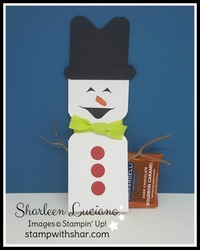 Snowman_ghriardelli_holder