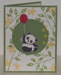 Petal palette party pandas