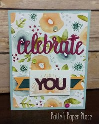 Celebrate you card jan 2018