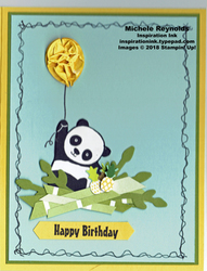 Party pandas bamboo nest watermark