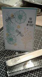 Texture card