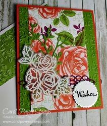 Stampin up petal palette vellum carolpaynestamps1
