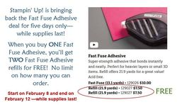 Fast fuse special