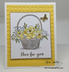 Z here for you basket