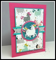 Magical day card csi