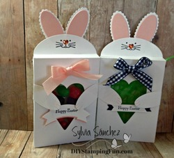 Z easter bunny treats