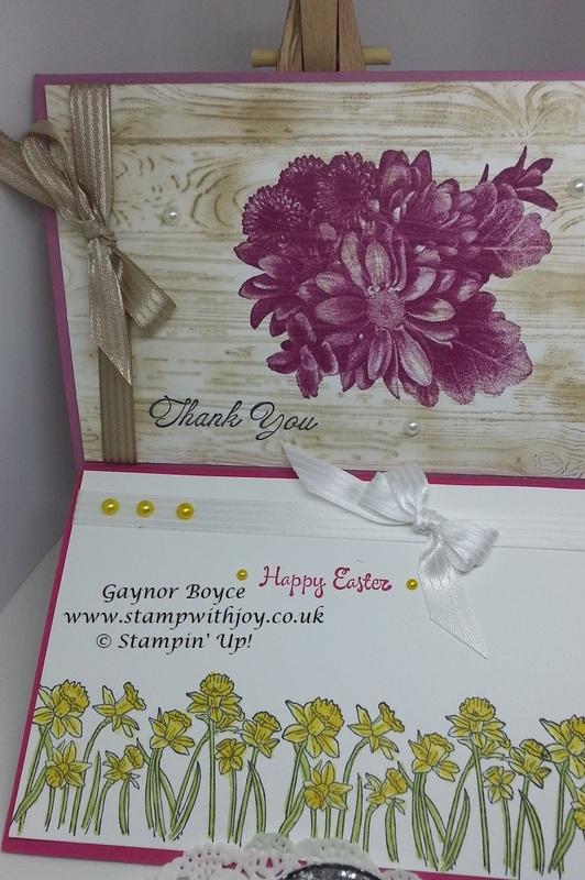 Heartfelt blooms   you re inspiring card stampin  up  gaynor boyce stampwithjoy