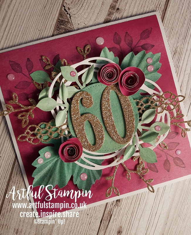Luxury 60th Birthday Card