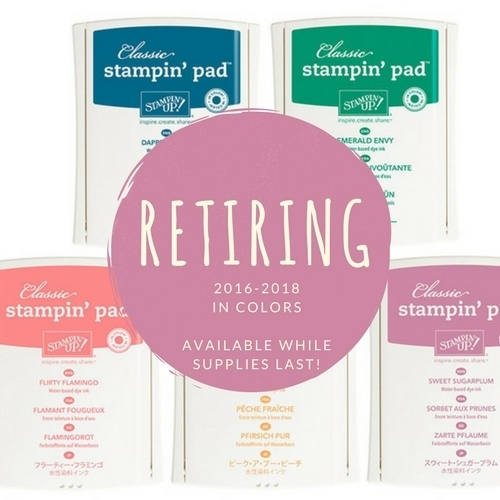 Retiring in colors
