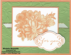 Heartfelt blooms peach flower for you watermark