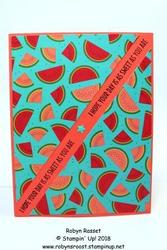 Cool treats stampin up tall