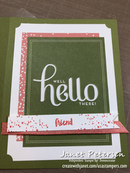 W_well_hello_card