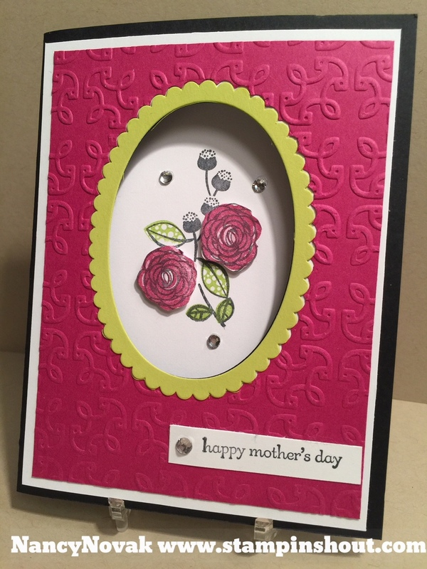 Happy Mother\'s Day inside & out | TheseAreMyStamps