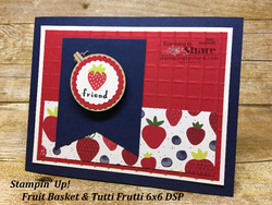81 fruit basket with tutti frutti dsp
