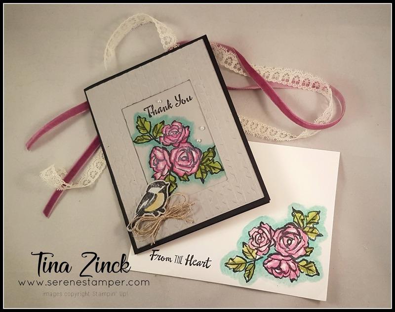 Petal palette tina zinck stampin up