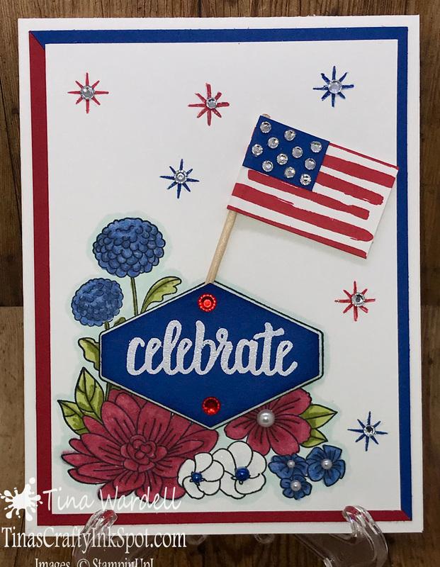 Card patriotic blog hop copy