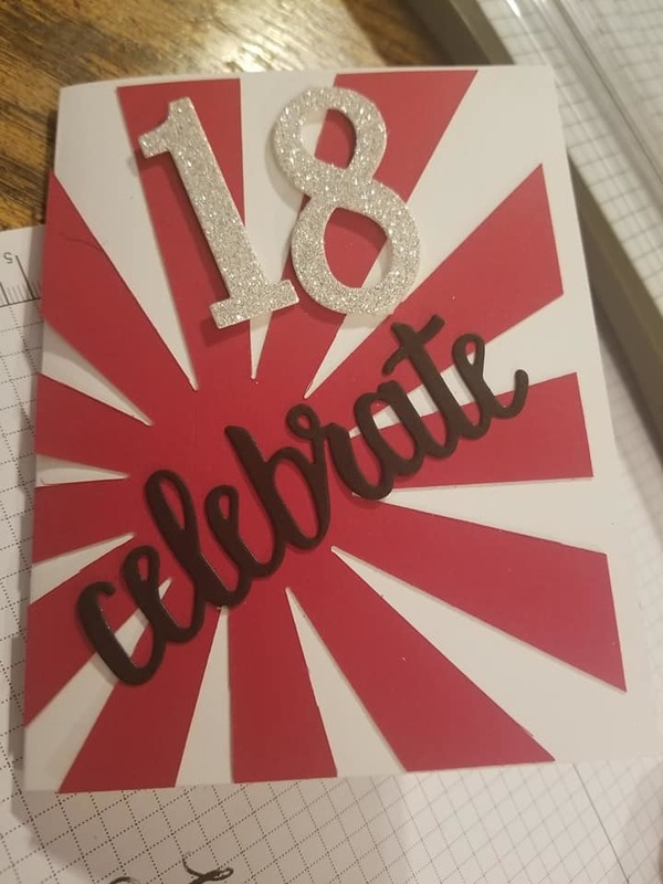 Celebrate red