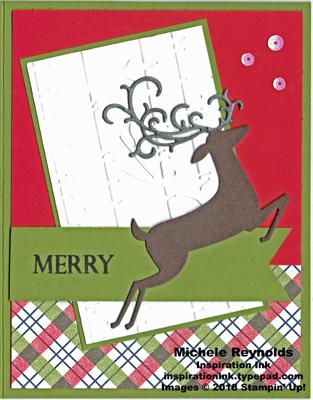 Merry christmas to all merry deer watermark