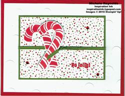 Candy cane season jolly sprinkles watermark
