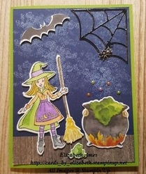 Halloween card team swap octwmflipl