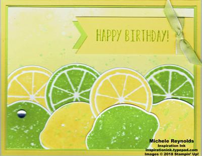 Lemon zest layered lemons birthday swap watermark