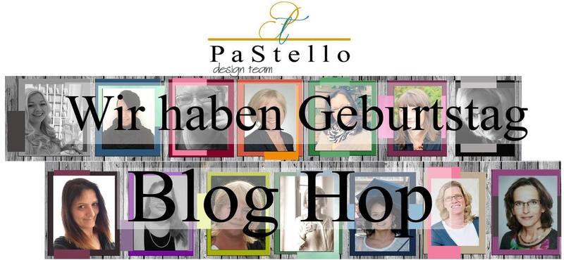 Banner pastello geburtstag