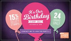 10.23.18 shareable birthdaystampsale na