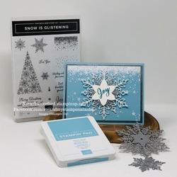 18 snowflake showcase
