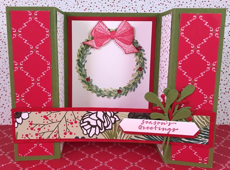 Wishing_you_well_christmas_card_fancy_fold_1
