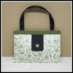 Origami purse