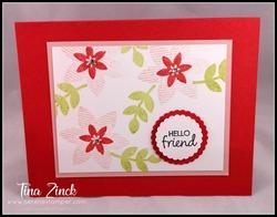 Happiness surrounds quick card tina zinck