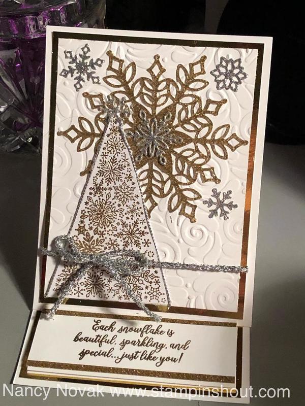 Snowflakes_easel