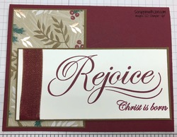 Rejoice in merry merlot