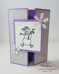 Dec cards snowman 12 17 18