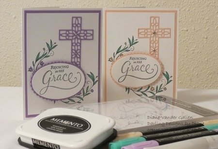 His grace 2019 stampin up
