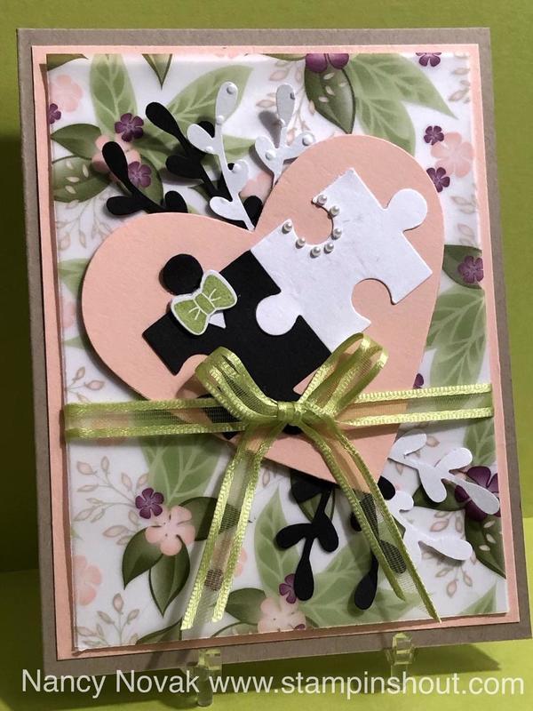 Puzzle pieces bride   groom