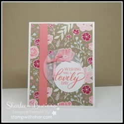 All my love birthday card front