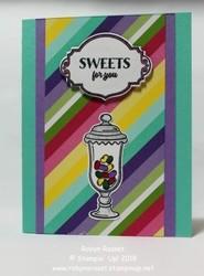 Sweetestthingstripestall